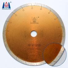 105-350mm Fishhook Design diamond saw blade  for Porcelain Ceramic Tile smooth cutting