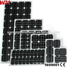 Small Photovoltaic Custom Solar Panels for Home Use