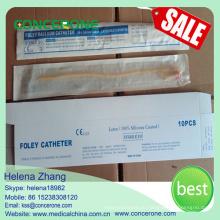 Бумажно-Пластиковая Упаковка Фоли Катетера 2 Способ