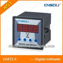 DM72-U Voltímetro digital monofásico (DC)