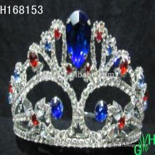 Оптовые мини-девушки красоты короны и тиары