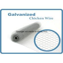 Tela metálica Hexagonal/acoplamiento de alambre de pollo