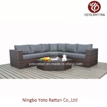Brown Wicker New Sofa Set for Outdoor (1203)