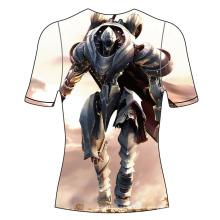 Shocking Gym Full Sublimated Shirt Rash Guard