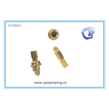 High quality hardware parts , brass adjust axis