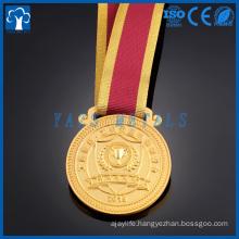 custom metal gold medals for school