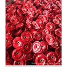 Hochwertige rote Farbe Stahlfelge