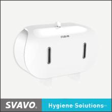 Hotel Bathroom Double Jumbo Rolls Tissue Dispenser Pl-151069