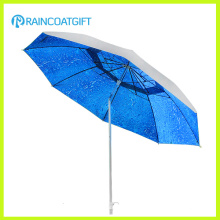Parapluie de pêche de patio d'Oxford durable