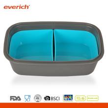 Nueva BPA de la venta al por mayor del diseño libre Caja Bento a prueba de sudor