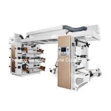 Hci -61000 Máquina de Impresión Flexográfica de Impresión Central