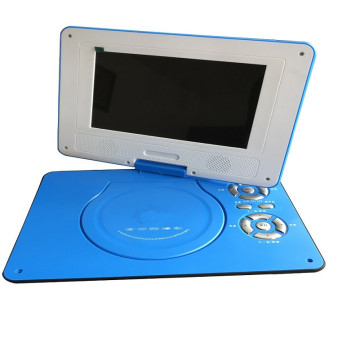 Mini Portable DVD Player dengan TV FM Game