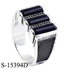 Уникальный дизайн ювелирных изделий мода 925 серебряное кольцо для человека