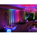 Guirlande lumineuse de décoration de mariage de Noël de jardin étanche