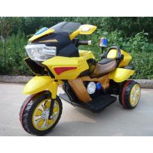 Motocicleta elétrica para crianças 3-10 anos com controle remoto