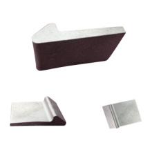 Pontas soldadas personalizadas do carboneto de tungstênio para a venda