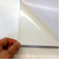 Film vinylique blanc brillant 120g