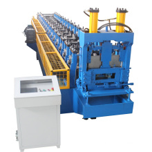 Full Automatic Rain Water Gutter Roll Forming Machine & Equipment