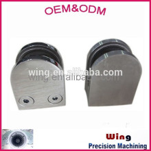 customized building glass railing clamp glass clip