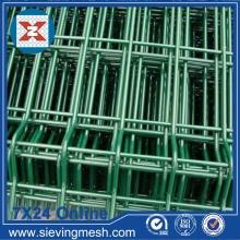 Clôture en fil enduit de PVC