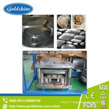 Aluminium Foil moule pour plateau de BBQ