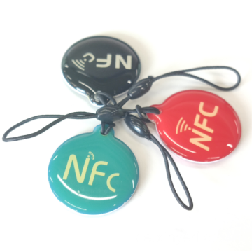 NFC wasserdichter Epoxy Ring Tag RFID