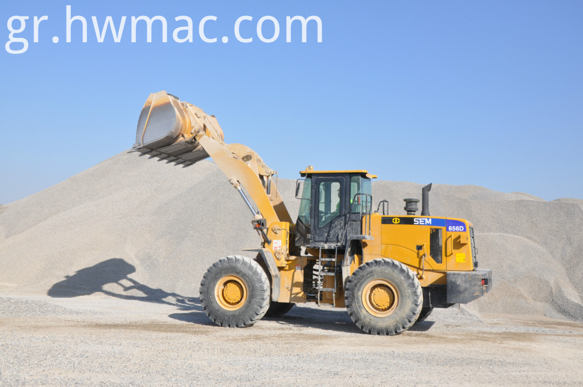 SEM656D Wheel Loader