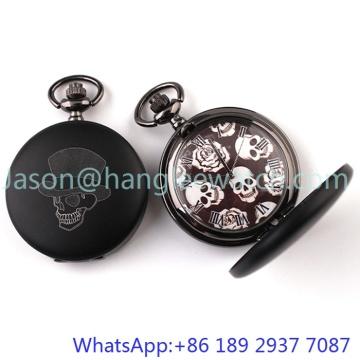 Высококачественные карманные часы, сплавная цепь с сплавом Case 15103