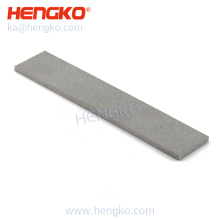 Anti-Corrosion Resistance Withstand Press SS Stainless Steel 304 316 316L Filter Plate