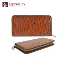 HEC Custom Women High Capacity Wallet Pu Leather Purse