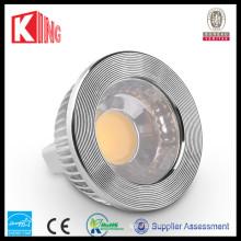Certifié par Energystar Kingliming 5W GU10 COB LED