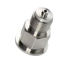Piezas de torneado de mecanizado CNC de aluminio personalizado