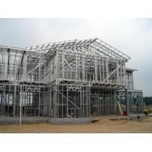 Pre Engineering Long-Span Light Estrutura de aço Estruturas pré-fabricadas de aço estrutural ...
