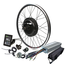 Electric bike Kit 48v 1500w Brushless Hub Motor Rear Wheel conversion kit