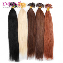 Yvonne Prebond U Tip Human Hair Extension