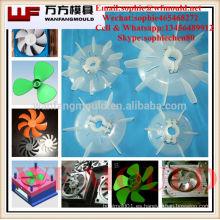 Molde de inyección de Zhejiang taizhou para aspas del ventilador / Molde de inyección para aspas del ventilador