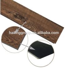 Изготовленный на заказ высокое качество 5мм коммерческих нажать роскошные ЛВТ ПВХ виниловых напольных покрытий плитки