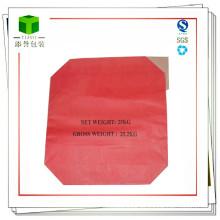 Kraft Bolsa de papel de válvula para polvo de cuarzo
