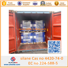3-Mercaptopropiltrimetoxissilano Silano CAS n o 4420-74-0