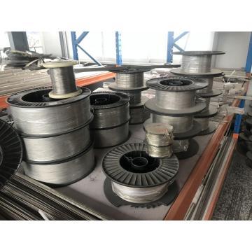 usine de treillis métallique en titane