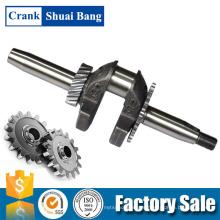 Shuaibang Custom Made In China Good Quality Gasoline Water Pump Wp30 168F Crankshaft