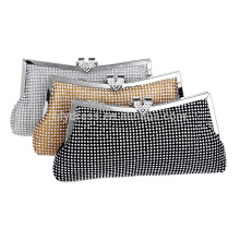 New Design Evening Clutch Bag Bride Bag For Wedding Evening Party Use Bridal HandBags B00001 Ladies Wedding Party Bag