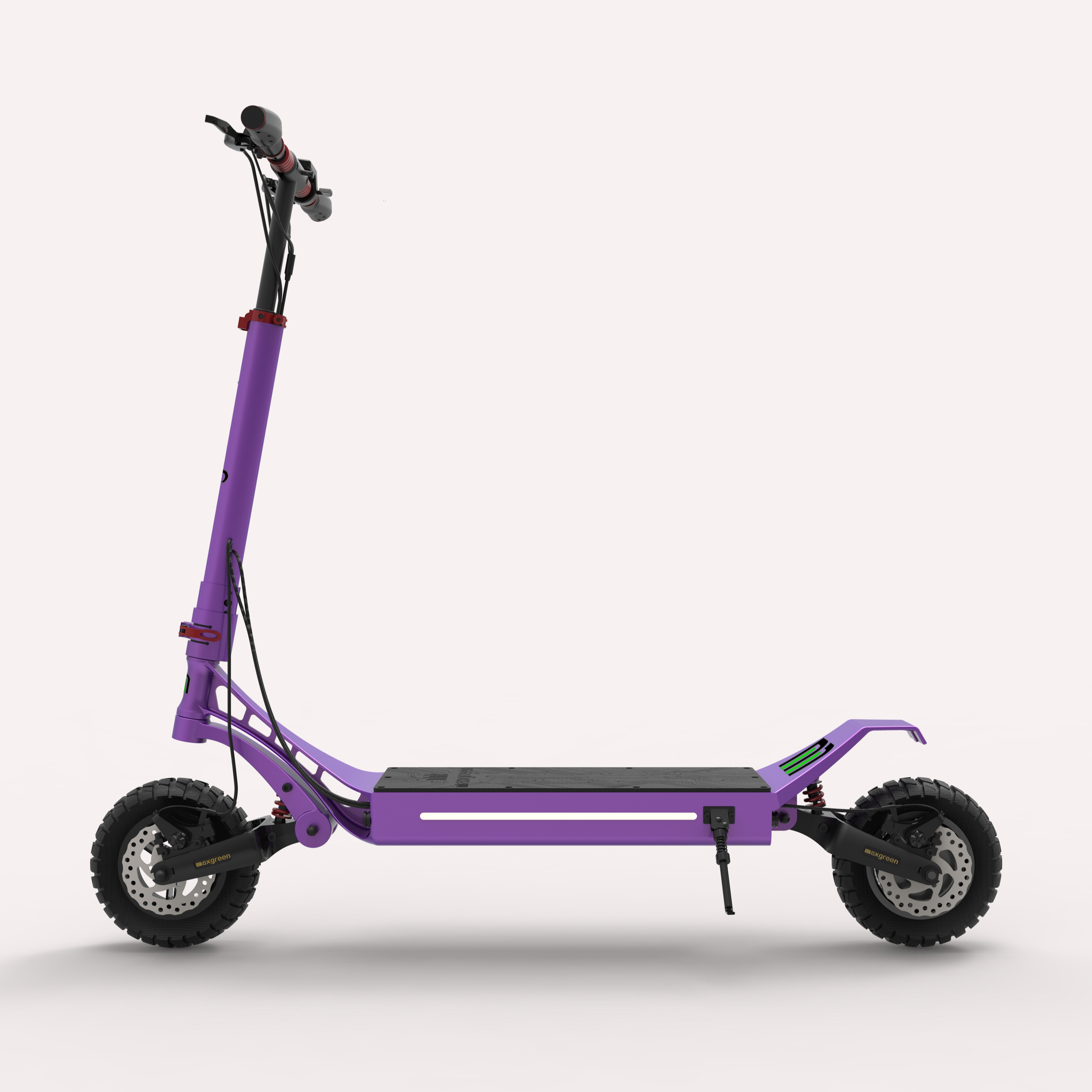 Single Motor Scooter