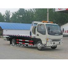 JAC Un camión de la rueda de la carretera de la impulsión dos, camión de remolque para la venta