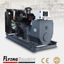 150kw Shangchai marine generator power powered by Shangchai 6135JZLCaf engine with CCS