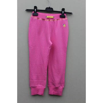 Girls New Style Fashion Apparel Clothing Long Pants for Print/Embroidery