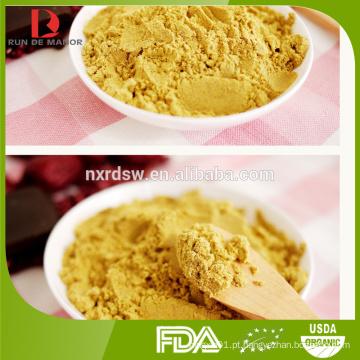 Pote em pó orgânico FD goji de qualidade superior e pó gelado