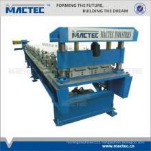 PPGI GI ridge cap roll forming machine
