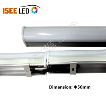 DMX Linear LED RGB Tube 16pixel / m