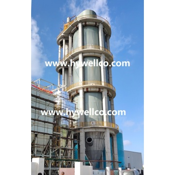 Keramik Powder Spray Dryer Tekanan